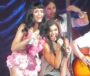 Rebecca Black participa do show de Katy Perry em L.A.