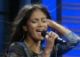 "Nicole Scherzinger se apresenta no programa ""Live! With Regis And Kelly"""